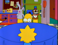 The Simpsons. Homer Alone.png